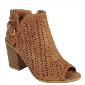 Shoes - Just Arrived! Super Cute New Booties